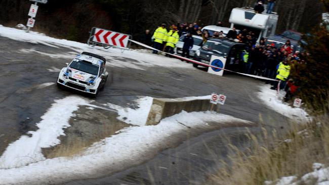 Il Rally di Montecarlo si sposta da Valence a Gap