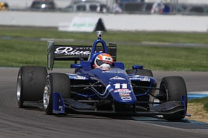 Indy Lights Breaking news Carlin: Living the American dream…