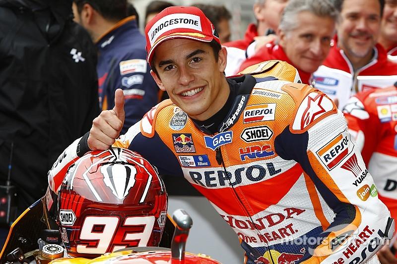 Márquez obtiene la pole en Le Mans