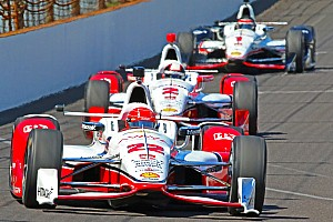 Pagenaud, Karam lead Monday draft-practice