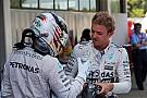 Nico acepta que rivalidad con Lewis siempre será complicada