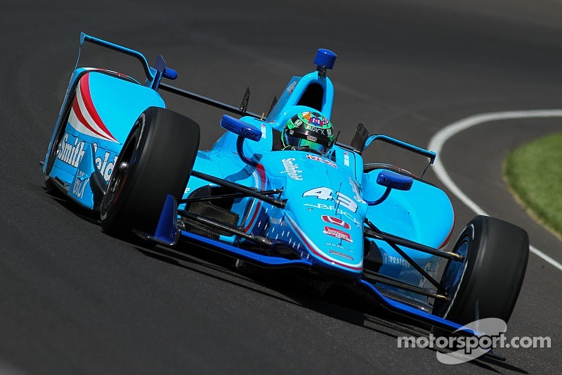 The Indy 500 audition