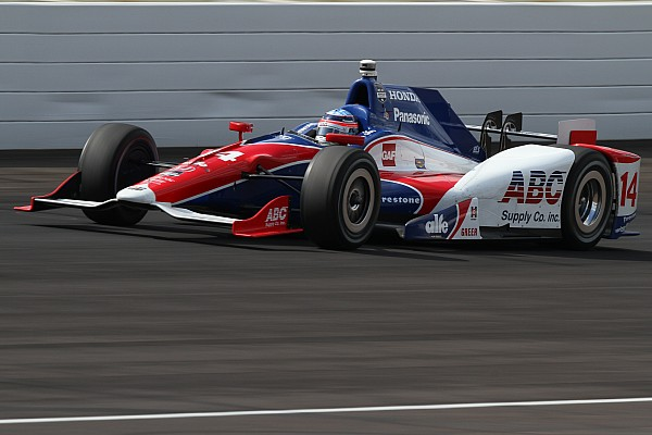 Carnage on opening lap of Indy 500 - video