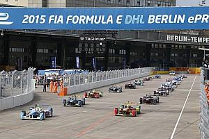 Formula E: Kraft(y)werk in Berlin