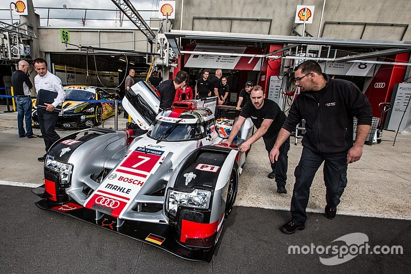 Le Mans 24 Hours Test Day: Full entry list