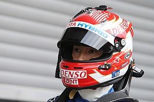 Kazuki Nakajima cleared for Le Mans test