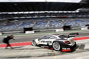 DTM Breaking news DTM postpones Lausitzring test over tyre concerns