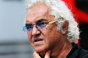 Briatore calls for F1 to focus on the racing