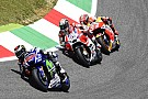 MotoGP riders test Michelin tyres in Mugello