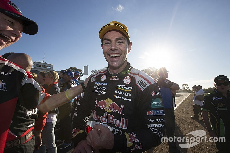 Third car will strengthen Triple Eight – Lowndes