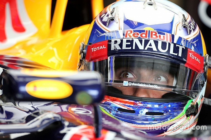 Ricciardo surprised by Lotus and Force India speed