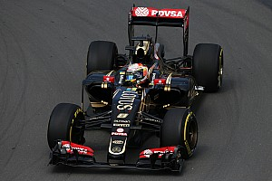 Season's best qualifying performance for Lotus in Canada
