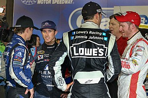 NASCAR Sprint Cup Race report Hendrick's streak ends at Pocono