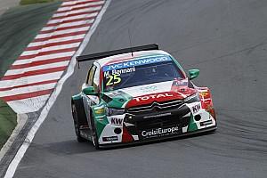 WTCC Race report Mehdi Bennani and the Sébastien Loeb Racing already look to Slovakia