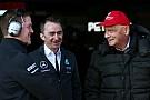 Para Lauda, trabalho da Mercedes não é fazer a F1 emocionante