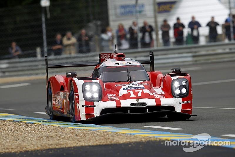 Porsche focusing on race pace tonight