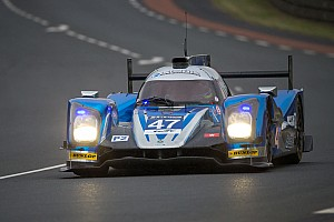 Le Mans Qualifying report First 24 Hours of Le Mans pole position for the ORECA 05 LM P2 and KCMG !