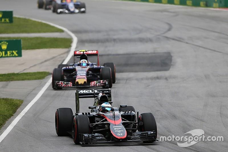 Alonso quiere centrarse ya en 2016