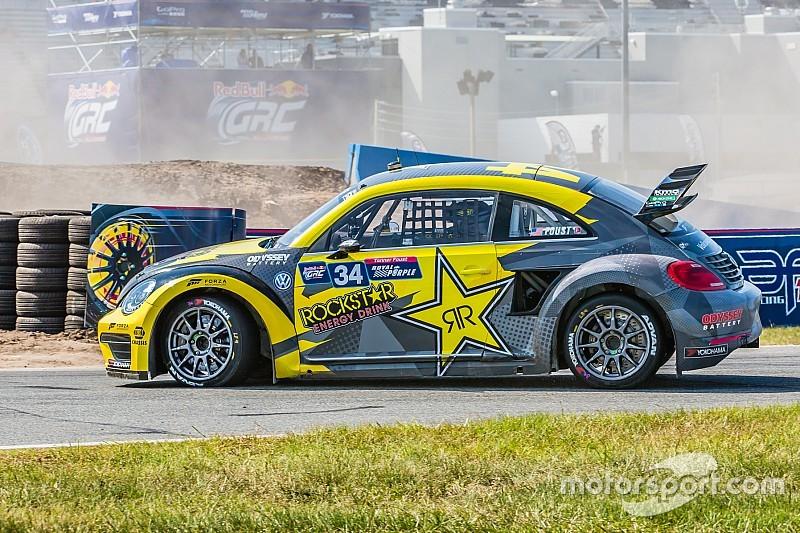 Andretti Rallycross: Daytona Race 1 report