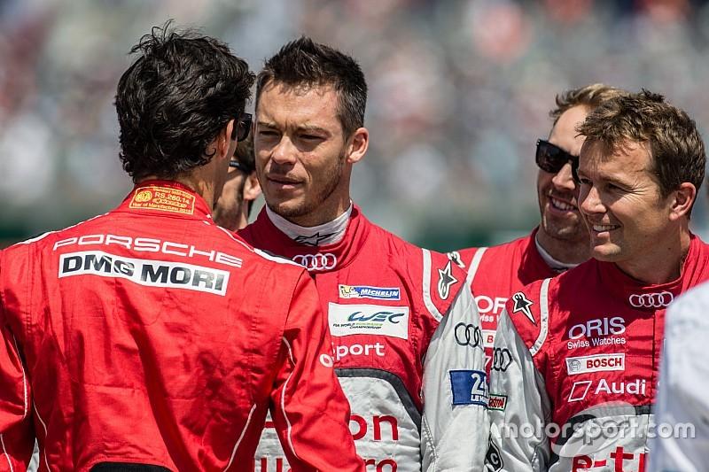 Lotterer y Fassler correrán en las 24 Horas de Spa
