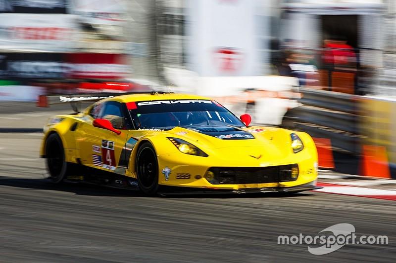Five-time Le Mans winner Oliver Gavin feeling
