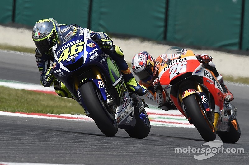 Yamaha conquers the Cathedral with fifth consecutive double podium