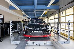 NASCAR releases Kentucky splitter dimensions