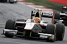 Silverstone GP2: Haryanto narrowly heads Lynn in practice