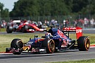 Verstappen: Toro Rosso quickest car on Silverstone corners
