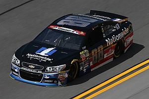 Earnhardt fastest in opening Daytona practice