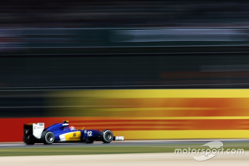 A very unfortunate British GP for the Sauber F1 Team