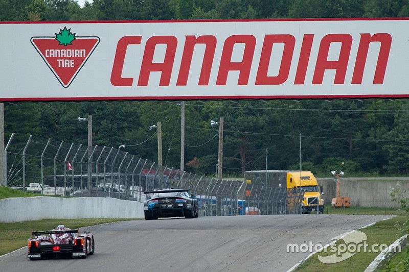 Canadian Tire Motorsports Park IMSA complete weekend results