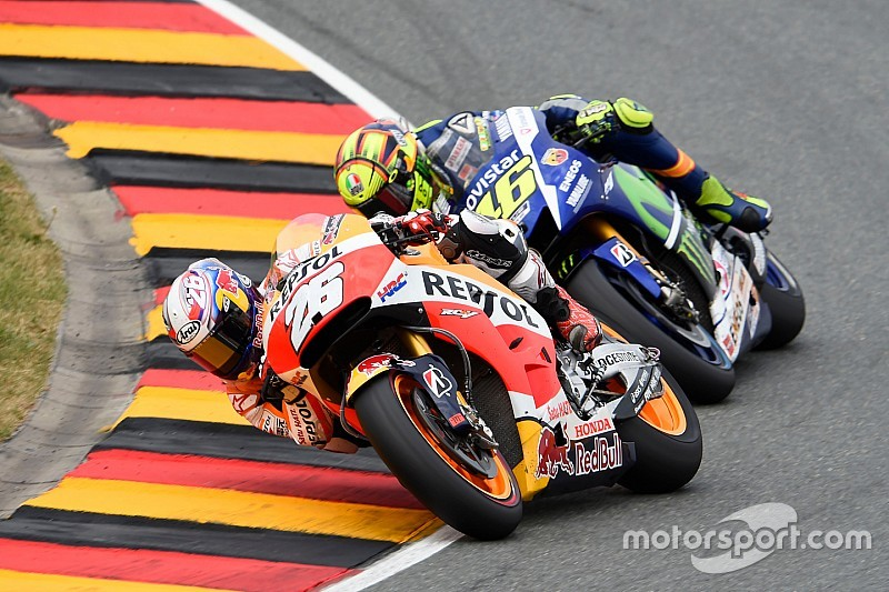 Beating Rossi an important boost, says Pedrosa