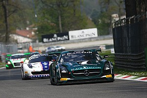 Blancpain Endurance Preview Black Falcon contesting Total 24 hours of Spa with three entries