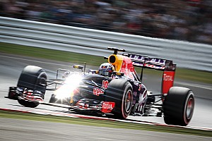 Red Bull ahead of the Hungarian GP