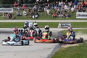 Kart Breaking news The third annual Dan Wheldon Memorial Pro-Am Karting Challenge