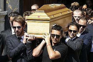 Formula 1 Breaking news Hamilton admits saying goodbye to Bianchi
