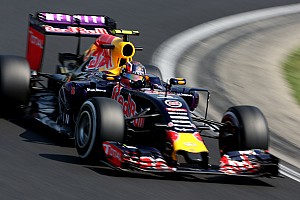 Hamilton welcomes Red Bull's challenge in Hungary