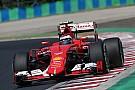 Dia não agrada pilotos da Ferrari, que mantêm otimismo para amanhã
