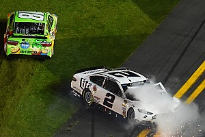Busch has the wins, now he just needs the luck