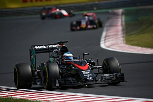McLaren-Honda recorded its best result of the season on the Hungarian GP
