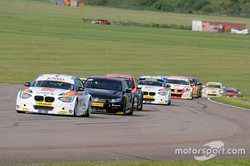 BTCC confirms unchanged 2016 calendar