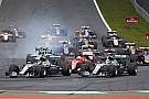 جملة من التعديلات من أجل تحسين عرض سباقات الفورمولا واحد