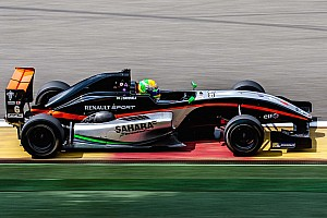 Impressive debut for Daruvala at Spa