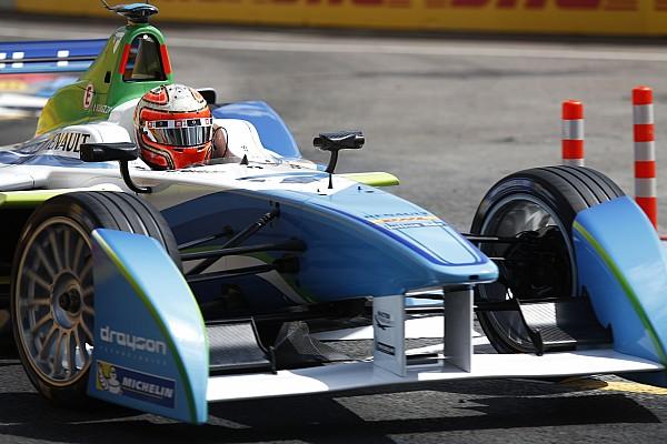 Liuzzi to partner Trulli again in second Formula E season