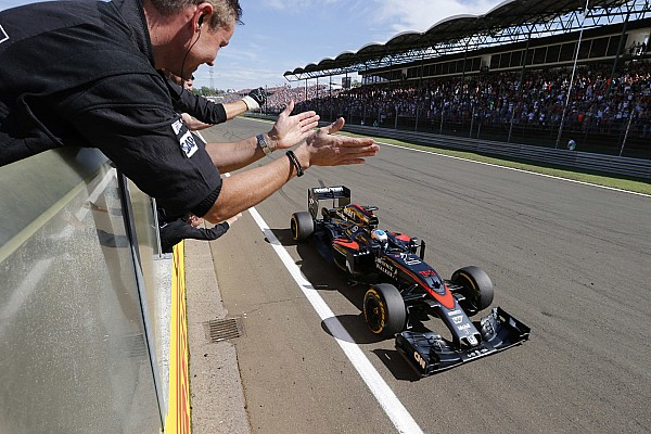 Dennis: McLaren pace is ready to