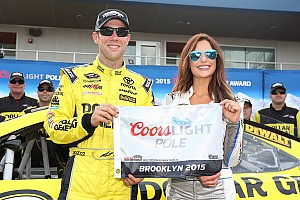 How sweet it is: Matt Kenseth earns 16th career pole