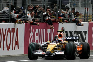 Formula 1 Breaking news Renault deal would resurrect top form - Lotus