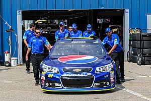 NASCAR Sprint Cup Analysis Hendrick Motorsports hopes to put high drag package in rearview mirror
