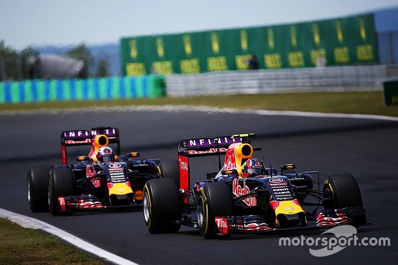 Red Bull podrá igualar a Ferrari con las mejoras de Renault, dice Ricciardo